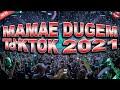 MAMAE DUGEM JUNGLE DUTCH TIKTOK 2021  ADUH MAMAE ADA COWOK BAJU HITAM  KEY MUSIK ID