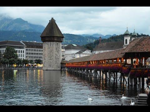SWITZERLAND. Швейцария моими глазами