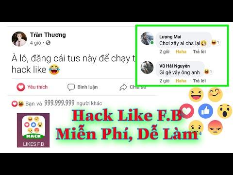 auto like facebook - hack like facebook - App Auto Tăng Like Facebook Cho Bản Thân Và Bạn Bè, Hack Like Facebook