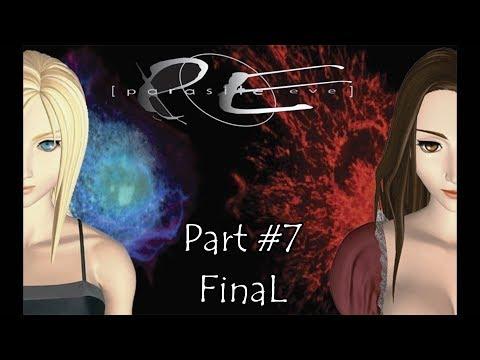 Parasite Eve (Прохождение с озвучкой) - Part #7 Final (PS1 Rus)