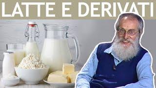 Dott. Mozzi: Il latte di origine animale (e derivati), un alimento contro natura