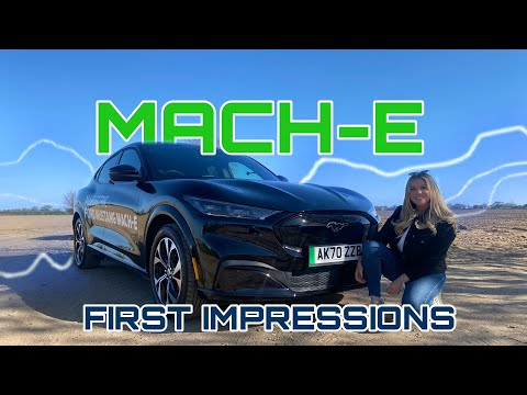 MACH-E ELECTRIC MUSTANG , UNFILTERED FIRST IMPRESSIONS / DRIVE / TECHNOLOGY / PERFORMANCE