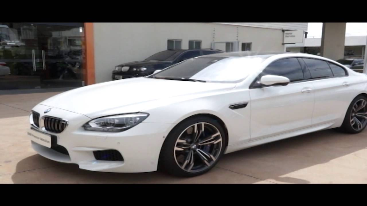 Bmw M6 2013 2014 Branca Semi Novos Raviera Motors Youtube