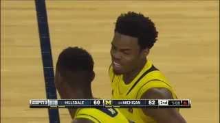 2014-11-15 Michigan vs. Hillsdale