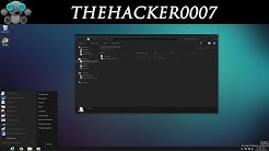 Viewlix - Dark Windows 7 Theme