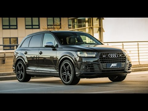 audi sq7 2017 my favorite car youtube. Black Bedroom Furniture Sets. Home Design Ideas