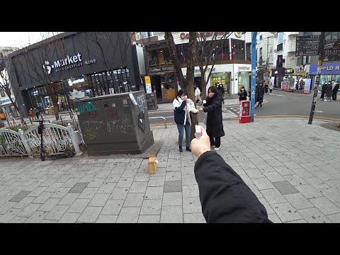 거리에서 마법사가 총 쏘면 벌어지는 일