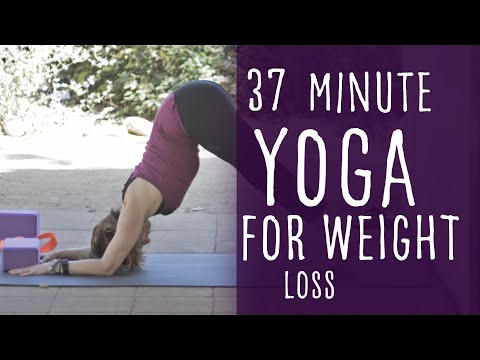 Yoga For Weight Loss and Fat Burining with Fightmaster Yoga
