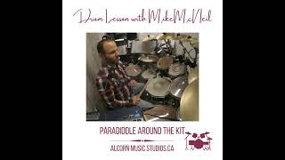 Mike McNeil - Paradiddles Around The Kit
