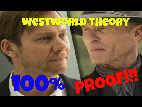 WILLIAM is MIB !! PROOF!! WESTWORLD THEORY PROOF