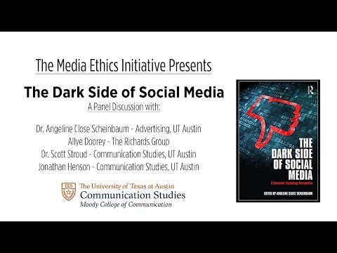 Media Ethics Initiative: The Dark Side of Social Media