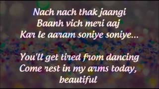 """Baby Doll""- Lyrics & Translation- ""Ragini MMS 2"" (2014)"