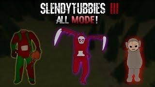 SlendyTubbies 3 - All Mode!