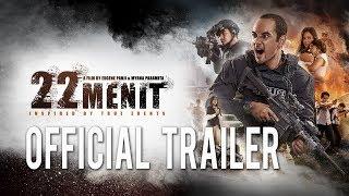 22 Menit - Official Trailer | 19 Juli 2018