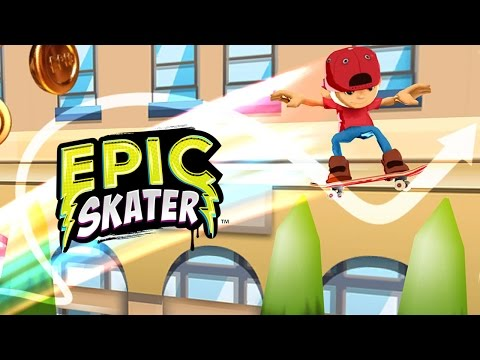 Official Epic Skater (iOS / Android) Trailer