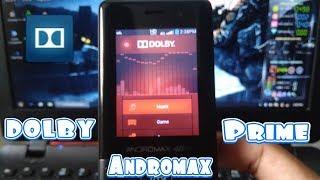 Dolby Andromax Prime