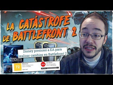 EA se CAGA en la GENTE con STAR WARS BATTLEFRONT 2