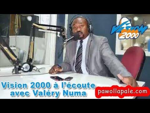 Guichard Doré fè Prezidanan an parèt lèd lan bann deklarasyon dwategòch li yo / An-n koute Valéry