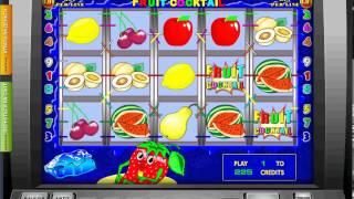 Бесплатные игровой автомат Fruit cocktail(, 2013-06-27T11:12:26.000Z)