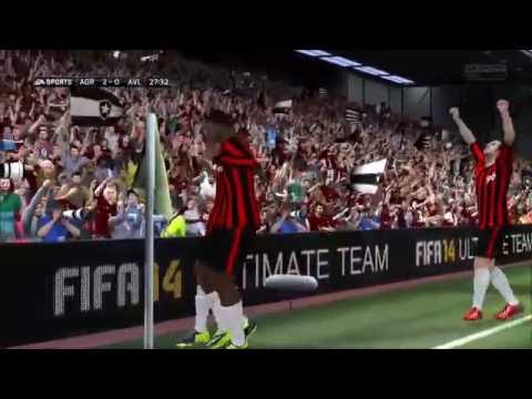 AVENGING STAR FIFA 2014 MONTAGE
