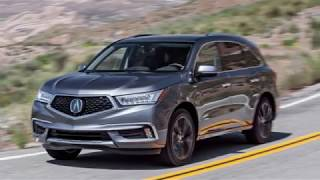 2018 Acura MDX Sport Hybrid - The more Efficient and more Powerful MDX