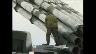 Военная установка Смерч