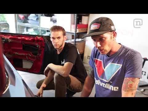 Drift Garage 408: Tuning the Nissan