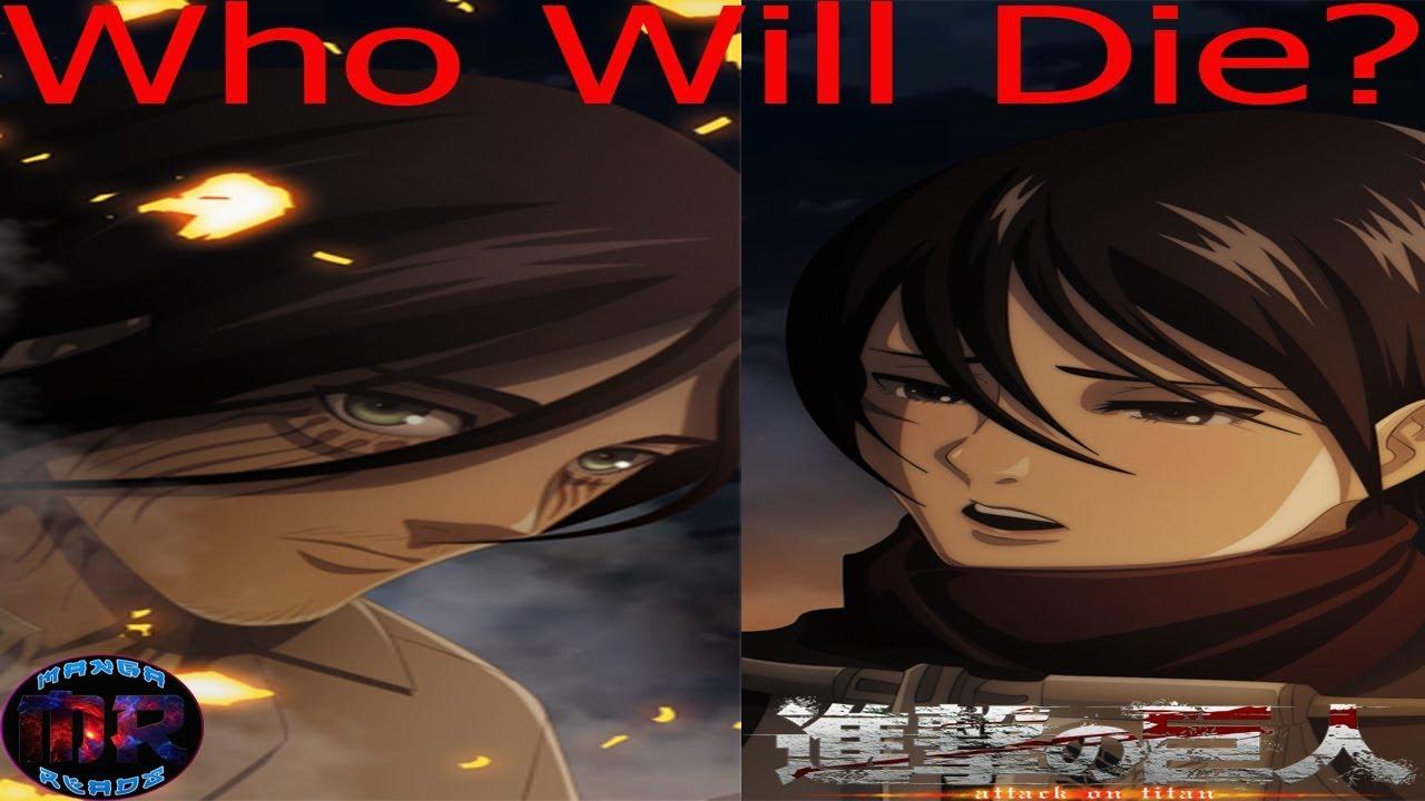 Did Mikasa Die In Attack On Titan