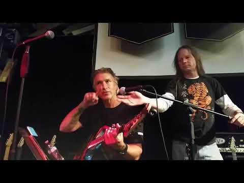 George Lynch Guitar clinic part 1
