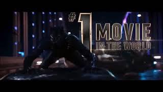 BLACK PANTHER Movie Plus Trailer (2018) Movie HD