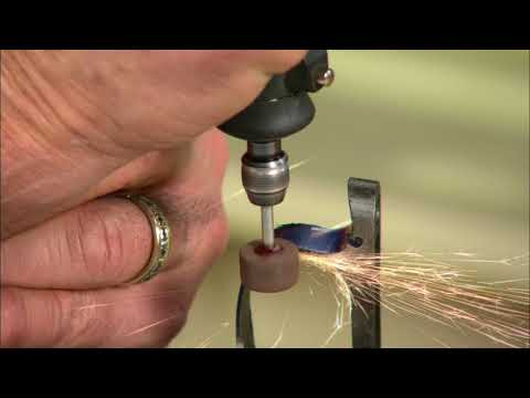 Gunsmithing - How to Contour the Trigger Guard on a Mauser 98 Bolt Action Rifle