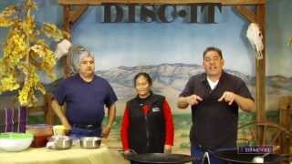 Dennis And Rosa Make Fideos And Carne Adovada On The Disc-it - 06 Ep04