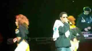 Tego Calderón -  I wanna love you live Diciembre 7 - 2007