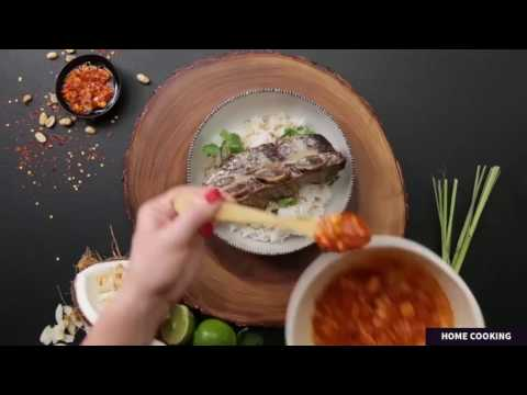 How to make coconut braised short ribs, coconut curry beef, coconut curry beef stew | home cooking