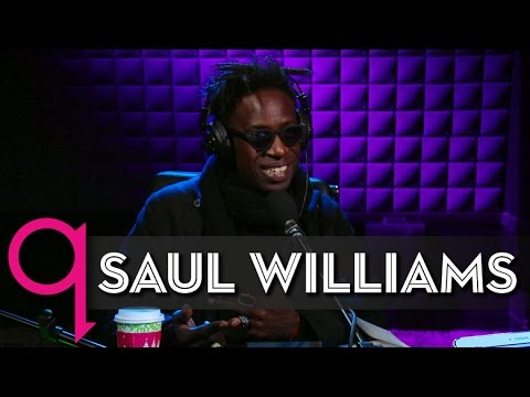 Saul Williams on the Paris Attacks and the role of the artist