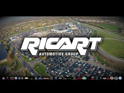 New & Used Car Dealership In Columbus, Ohio - Ricart Automotive