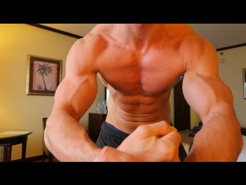 Tanzania Workout Routine (Biceps Travel Routine) VLOG 21