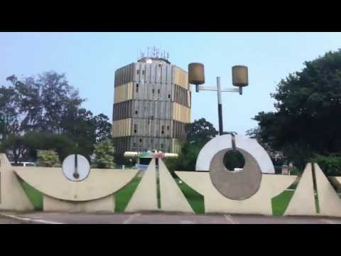 Brazzaville City Tour  In CongoRepublic