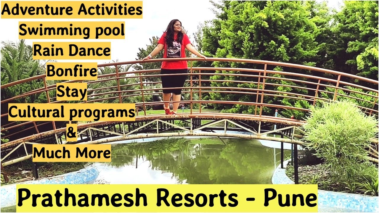 Best Resort Near Pune Prathamesh Resort Things To Do Near Pune Youtube