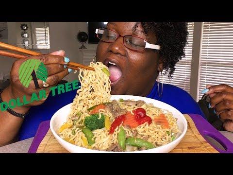 huh?-dollar-tree-stir-fry-meal-for-$1.82-mukbang-먹방-+-recipe