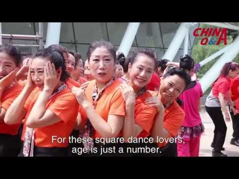 Why Is Chinese Square Dancing Everywhere?