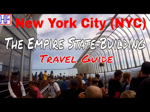 New York City (NYC) | The Empire State Building | Tourist Attractions | Episode# 15