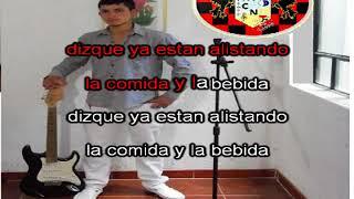 por fin se van a casar-san miguelito karaoke instrumental-por yeifer quintero(carranga)