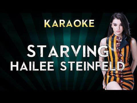Hailee Steinfeld - STARVING | Official Karaoke...