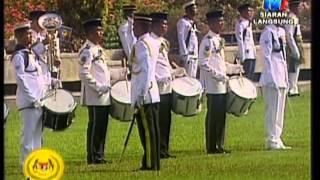 [TV1 FULL] Trooping The Colours Malaysia 2013 / Istiadat Mengarak Panji