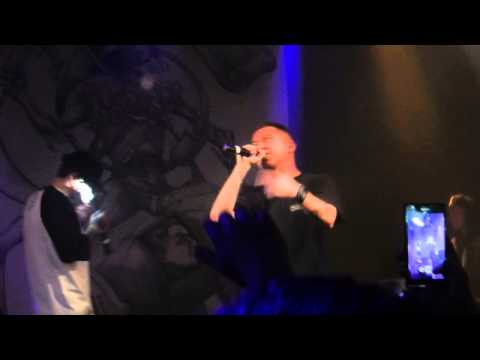 Oxxxymiron - Пролив Дрейка (live) СПб 12.12.2014