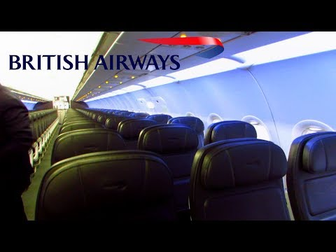 TRIP REPORT | MODERN British Airways (Economy) | Berlin TXL to London Heathrow | Airbus A320