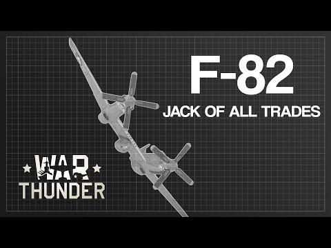 Jack of All Trades | F-82E | War Thunder