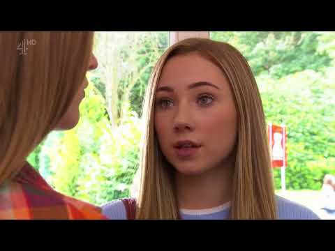 Hollyoaks October 19th 2017