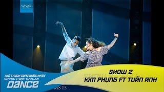 Kim Phụng & Tuấn Anh - Blank Space // Contemp - Show 2 - Thử Thách Cùng Bước Nhảy 2016